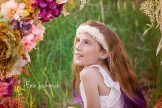 Secret Garden Themed Children's Photography Session - Denver Children's Photographer - Erin Jachimiak Photography