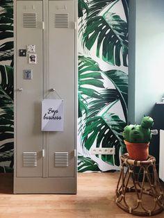 So in love with the UrbanJungle room of my son! https://mrsheutinck.nl/kidsroom-urban-jungle/