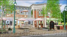 Martine's Simblr • My 500 followers gift, La Brioche bakery and The...