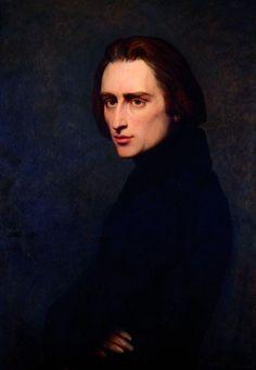 Franz Liszt - composer & pianist 1811-1889 Wikipedia