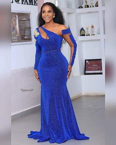 Latest Nigerian lace styles – African fashion and lifestyles African Bridesmaid Dresses, African Wear Dresses, African Wedding Dress, Latest African Fashion Dresses, African Attire, Aso Ebi Lace Styles, African Lace Styles, Lace Dress Styles, Nigerian Lace Styles Dress