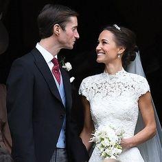 Newlyweds Pippa Middleton and James Matthews en route to beach honeymoon | HELLO! Canada