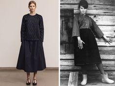 Vertaile uutta mallistoa 60-luvun pukuihin – Marimekon uutuudet ...