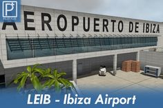 Ibiza International Airport (LEIB), by Pilot Plus, is now available for X-Plane 10.  The island is a major European holiday destination and is served by mainline carrie...