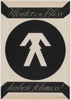 Ernst Keller. Kleider von Bliss Haben Schmiss! 1920