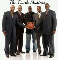 Yep....They Could Do It Back In THU' DAY!!! #Dunkmasters #GOAT