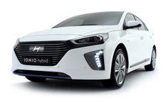 Hyundai Ioniq - Car and Driver