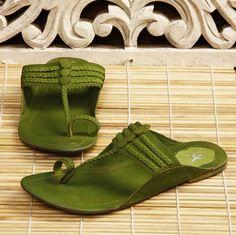 Kolhapuri chappals (Indian sandals)