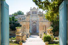 Villa Bologna wedding venue in Attard, Malta.