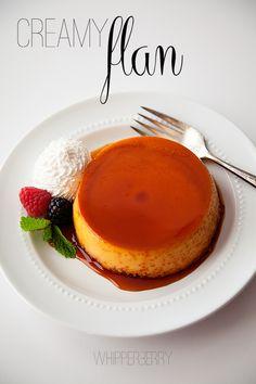 Eagle Brand Creamy Flan Fun Easy Recipes, Best Dessert Recipes, Just Desserts, Sweet Recipes, Delicious Desserts, Yummy Food, Kitchen Aid Recipes, Cooking Recipes, Eagle Brand Recipes