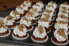 Duplán gesztenyés, falatnyi muffinok. Hozzávalók 24 darabhoz A tésztához 10 dkg csokoládé 6 dkg vaj 3 dkg cukor 1 cso...