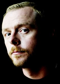 Simon Pegg. Love him.