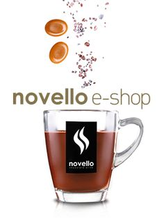 NOVELLO CHOCOLATE (gif) Chocolate Recipes For Kids, Biscotti, Kids Meals, Sweets, Cookies, Mugs, Tableware, Cupcake, Shopping