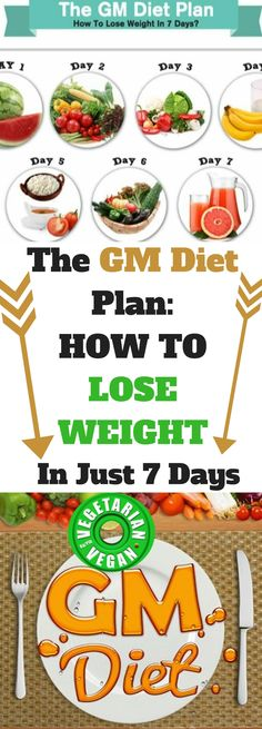 GM diet plan for fast and easy weight loss - Diät Plan Diet Drinks, Diet Snacks, Healthy Snacks, Diet Plans To Lose Weight, Easy Weight Loss, How To Lose Weight Fast, Losing Weight, Jillian Michaels, Healthy Chicken Recipes