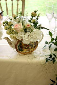 Wedding & Events Flower Galleries - The Traditional Vintage Flower Company :: Creating Bespoke Floral Arrangements, serving Essex, Herts, Su...