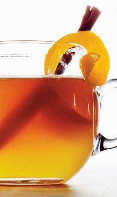 This honey-bourbon toddy cocktail is as classic as it gets.