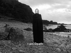 The Seventh Seal (1957) directed by Ingmar Bergman