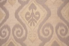 Duro Textiles Cecelia Chenille Tapestry Upholstery Fabric in Smoke $19.95 per yard