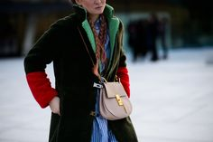 Scandanavian Street Style: See the Best Looks from Oslo Fashion Fall 2016 - -Wmag