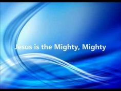 ▶ Colin Buchanan - Jesus Is The Mighty, Mighty King - W Lyrics - YouTube. Using the kids own names is brill!