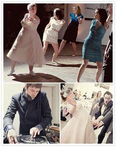 choreographed dance routine @ mason murer wedding ... good times