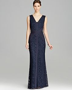 Gorgeous navy lace!