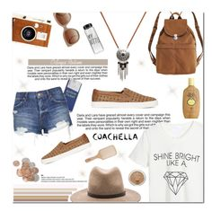 """Coachella"" by odeya-rotem ❤ liked on Polyvore featuring ASOS, BAGGU, LØMO, WithChic, rag & bone, Industrie, AG Adriano Goldschmied, Topshop, Philip Kingsley and STELLA McCARTNEY"