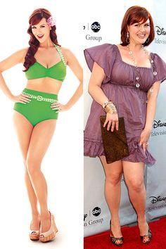 sara rue weight loss 20155
