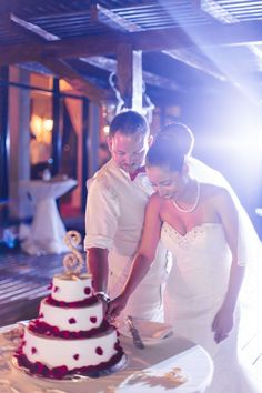 Leslie & Robert's destination wedding in Mexico, Mexico beach wedding, beach wedding in Mexico @destweds