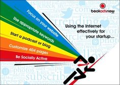 Using the Internet Effectively for Your Startup