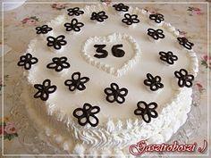 szülinapi torták - Google keresés Cake, Google, Desserts, Food, Sprinkle Cakes, Tailgate Desserts, Deserts, Food Cakes, Eten