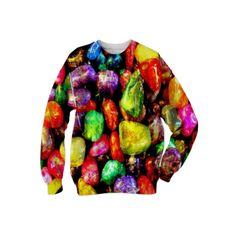 - Faery Stones - Sweatshirt from Print All Over Me  /  #printalloverme #fantasymall #onlinemall   #fantasygifts #fantasyshopping #CorianderShea #faery