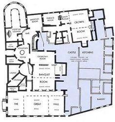 Highland Scottish Castle Floor Plans - Bing Images