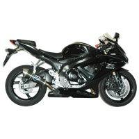 Termignoni S060 STR para Suzuki GSX R 600 / 750 2008-2010    Fabricado en Carbono e Inox.  Sonido: 80 db