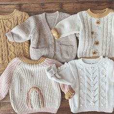 Cardigan lineup ✨✨✨ Which one are you going to snag! Cardigan lineup ✨✨✨ Which one are you going to snag! Baby Outfits, Kids Outfits, Baby Girl Fashion, Toddler Fashion, Kids Fashion, Cute Baby Clothes, Baby Clothes Shops, Neutral Baby Clothes, Knitted Baby Clothes