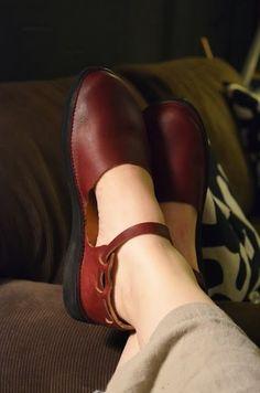 Aurora Shoe Co. - photo by Sarah Greenman of La Maison Boheme
