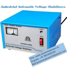 Best #industrialautomaticvoltagestabilizers.Protects the electronic equipment.Call 9845003327.