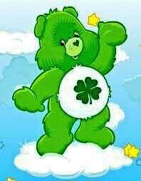 Good Luck Care Bear... #CareBearStyle