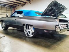 Rims For Cars, Car Rims, Donk Cars, Caprice Classic, Classic Pickup Trucks, Old School Cars, Best Luxury Cars, Hot Rides, Chevrolet Impala