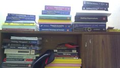 These many books and many many more