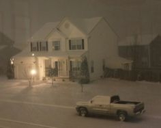 house with snow Keeping your home and family safe this winter Home Safety Tips, Home Safes, Baby Center, Home Projects, Winter Wonderland, Cold Weather, Prepping, Organize, Home And Family