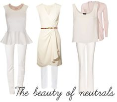 Wearing the trend: neutrals. How to wear it this spring