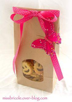 embalagem para biscoito