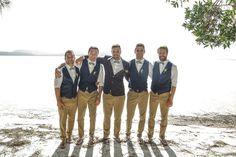 Beach Wedding Ideas - Marli and Dane's Rustic Beachside Wedding