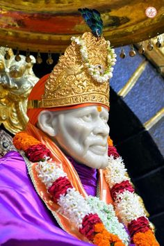 Shirdi Sai Baba Wallpapers, Sai Baba Photos, Om Sai Ram, Positive Things, Krishna, Faith, Loyalty