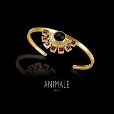 A exuberância do Bracelete Royal