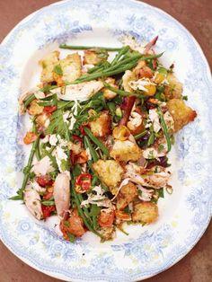 Epic roast chicken salad   Jamie Oliver   Food   Jamie Oliver (UK)