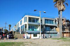 Nog meer moderne woningen in Venice Beach