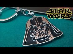 Star Wars Darth Vader Helmet Metal Keychain  Video: https://youtu.be/HhuEYm_vC0E Shop: http://www.sakurashop-bg.com/index.php?route=product/product&product_id=759