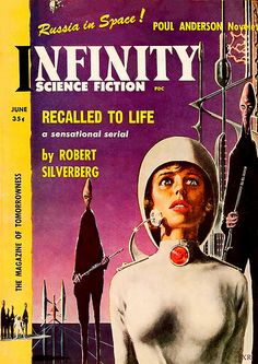 Infinity science fiction mag